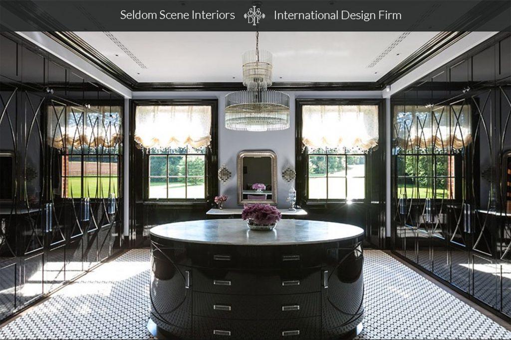 Seldom Scene Interiors
