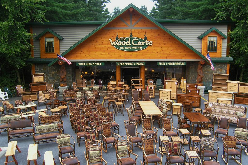 The Wood Carte in Queensbury, NY